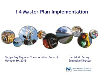 I-4 Master Plan Implementation