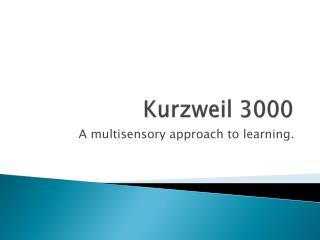 Kurzweil 3000