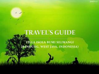 TRAVEL'S GUIDE