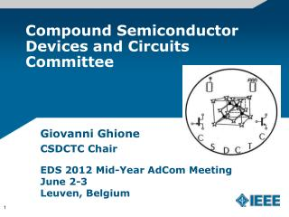 Compound Semiconductor Devices and Circuits Committee