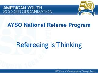 Refereeing is Thinking