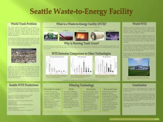 Seattle Waste-to-Energy Facility