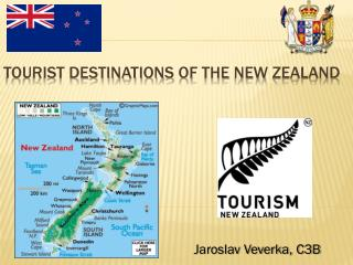 Tourist destinations of the  New  Zealand