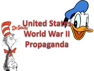 United States World War II Propaganda