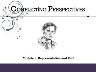 Module C: Representation and Text