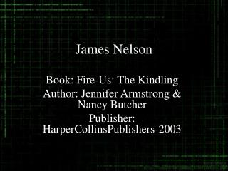 James Nelson