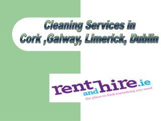 House Cleaning Cork