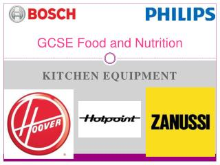 GCSE Food and Nutrition