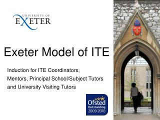 Exeter Model of ITE