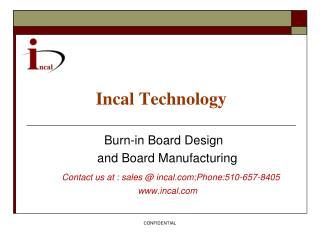 Incal Technology
