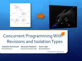 Concurrent Programming With Revisions and Isolation Types