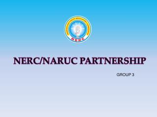 NERC/NARUC PARTNERSHIP
