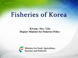 Fisheries of Korea