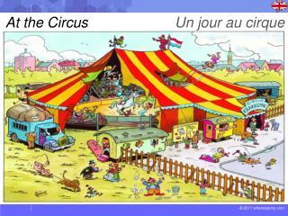 At the Circus  Un jour au cirque