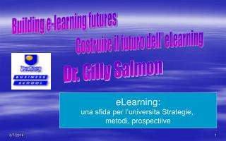 Dr. Gilly Salmon