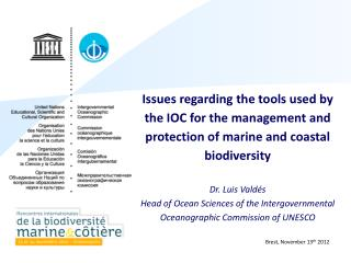 Degradation of habitats – reduction of biodiversity
