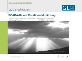 SCADA-Based Condition Monitoring