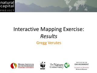 Interactive Mapping Exercise: Results
