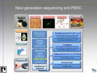 Next-generation sequencing and PBRC