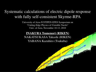Systematic calculations of electric dipole response with fully self-consistent Skyrme-RPA