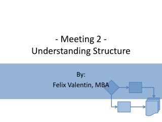 - Meeting 2 - Understanding Structure