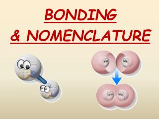 BONDING  & NOMENCLATURE