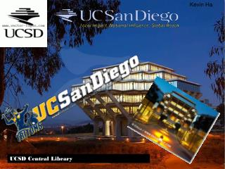UCSD Central Library