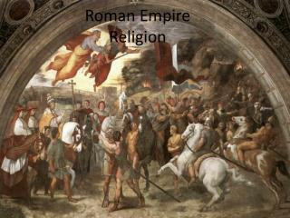 Roman Empire Religion