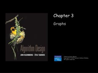 Chapter 3 Graphs