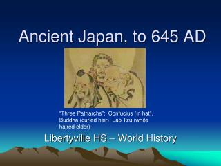 Ancient Japan, to 645 AD