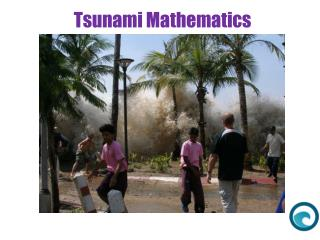 Tsunami Mathematics