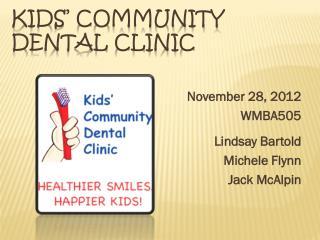 Kids' Community Dental Clinic