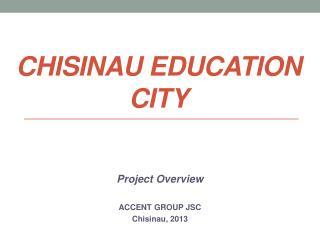 Chisinau Education City
