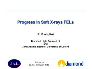 Progress in Soft  X-rays FELs