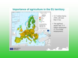 Key farm variables EU27 2010