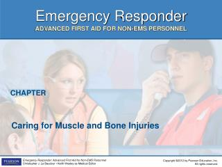 Caring for Muscle and Bone Injuries