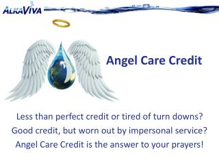 Angel Care Credit