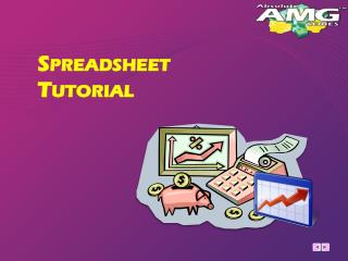 Spreadsheet Tutorial