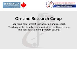 On-Line Research Co-op
