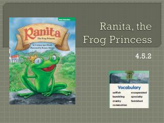 Ranita , the  Frog Princess