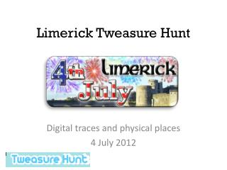 Limerick  Tweasure  Hunt