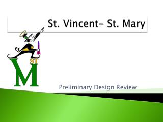 St. Vincent- St. Mary