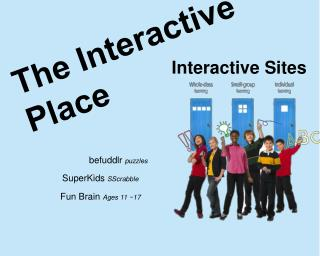 The Interactive Place