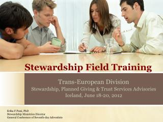 Stewardship Field Training