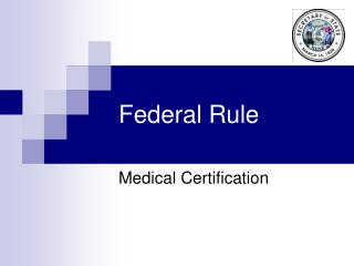 Federal Rule