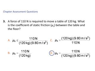 Chapter Assessment Questions 3