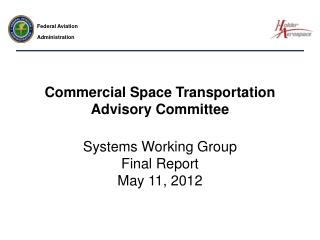 Commercial Space Transportation Advisory  Committee