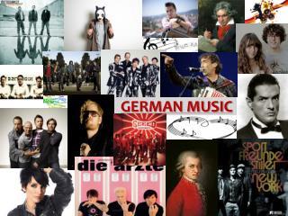 German Music