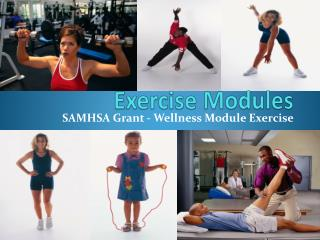 Exercise Modules