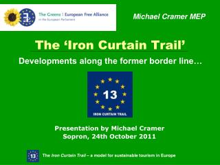 The 'Iron Curtain Trail'